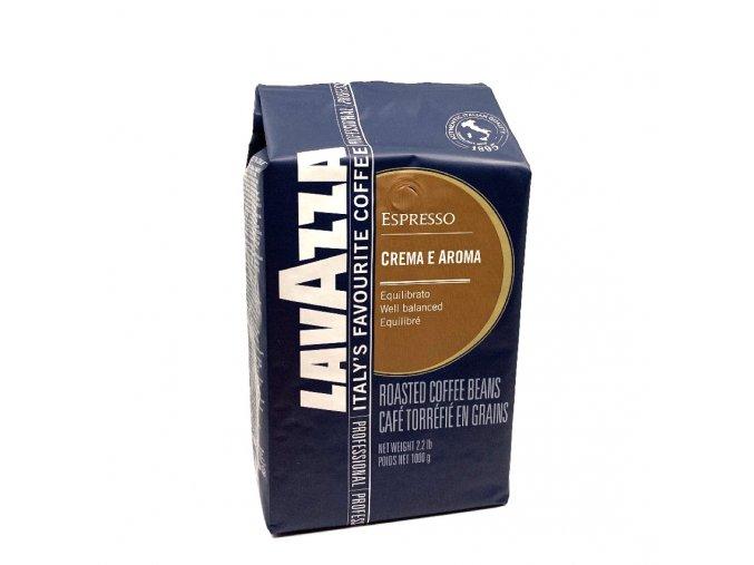 234 lavazza crema e aroma espresso blue zrnkova kava 1 kg