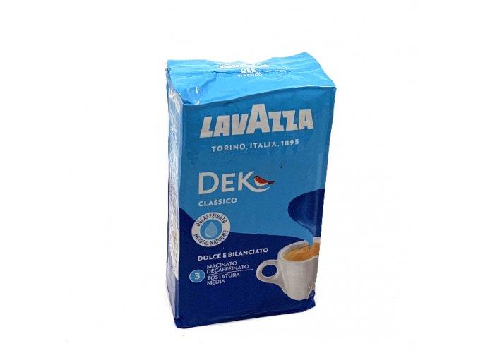 297 lavazza dek mleta kava 250g