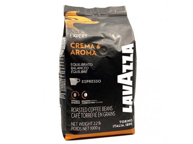 489 lavazza expert crema e aroma zrnkova kava 1 kg