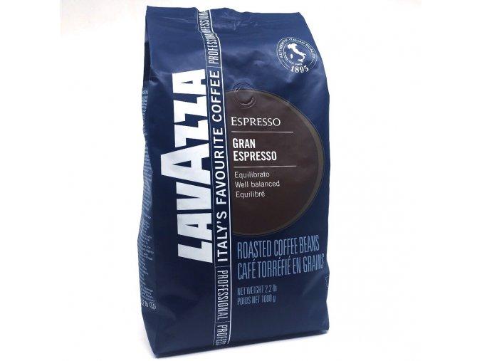 77 lavazza gran espresso zrnkova kava 1 kg