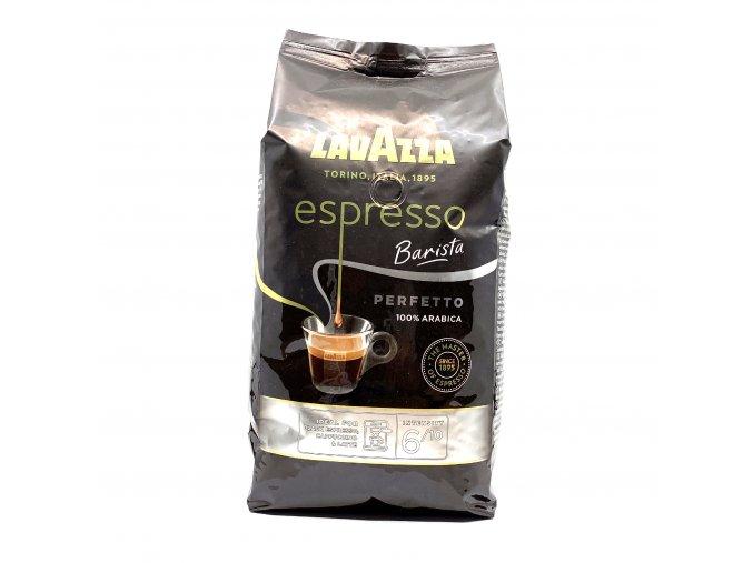 Lavazza Barista Espresso Perfetto zrnková káva 1 kg