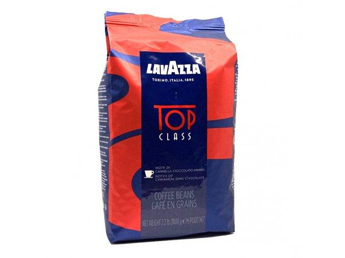 152 1 lavazza top class zrnkova kava 1 kg