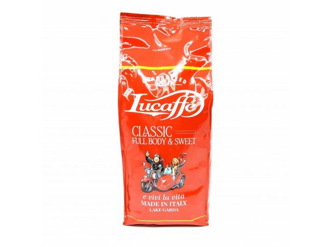 89 lucaffe classic zrnkova kava 1 kg