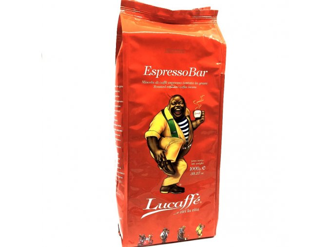 92 lucaffe espresso bar zrnkova kava 1 kg