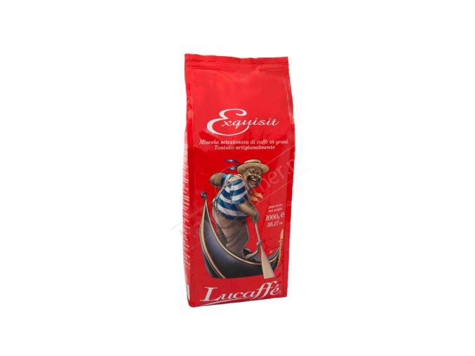 kawa ziarnista lucaffe exquisit 1kg