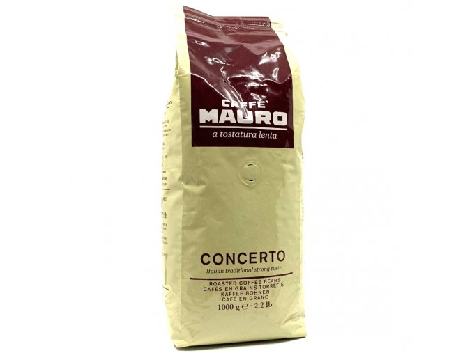450 mauro caffe concerto zrnkova kava 1 kg