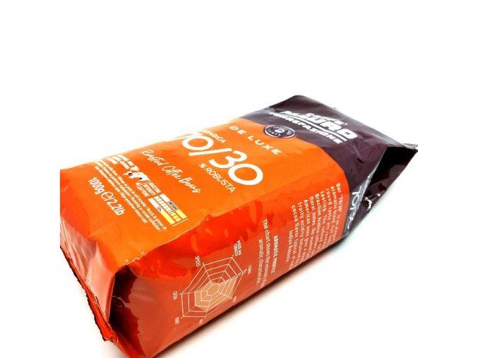 182 mauro caffe de luxe zrnkova kava 1 kg