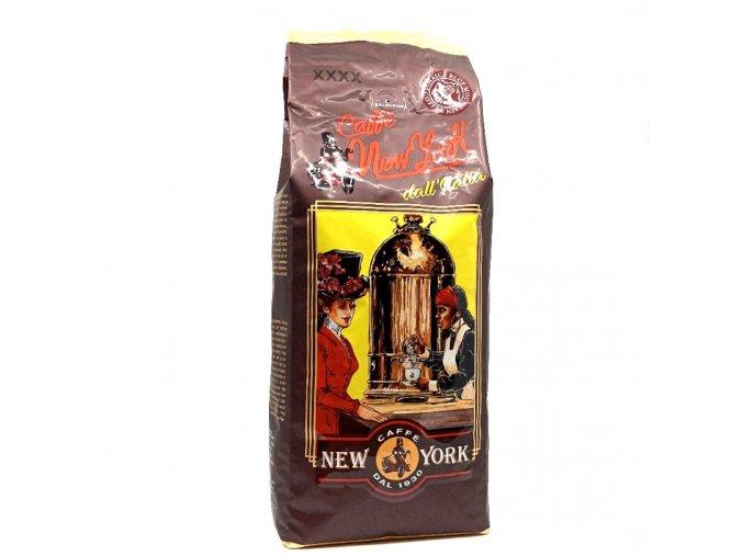 216 new york caffe extra xxxx zrnkova kava 1 kg