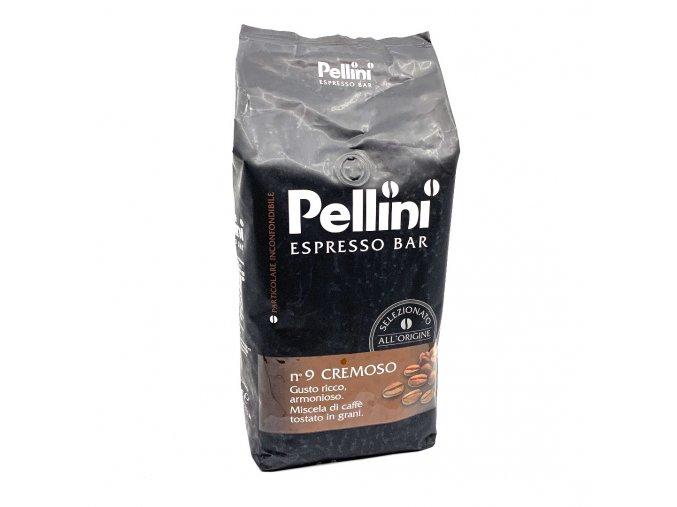 324 pellini espresso bar n 9 cremoso zrnkova kava 1 kg