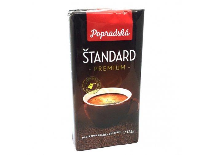 179 popradska kava standard premium prazena mleta kava 125 g