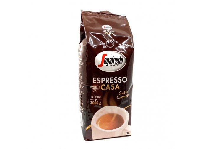 167 segafredo espresso casa zrnkova kava 1 kg