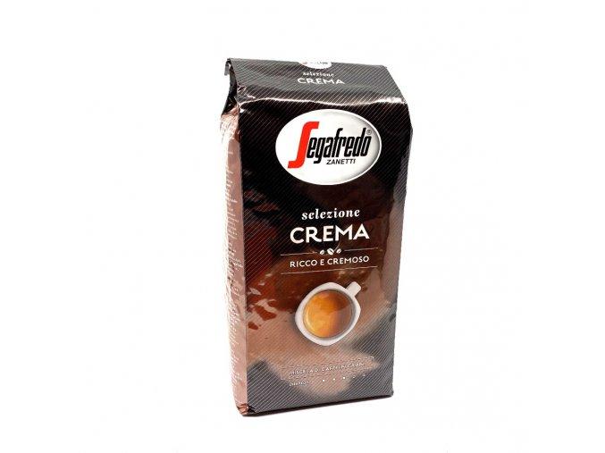 164 segafredo selezione crema zrnkova kava 1 kg