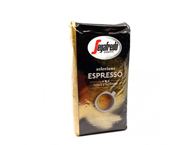 225 segafredo selezione espresso zrnkova kava 1 kg