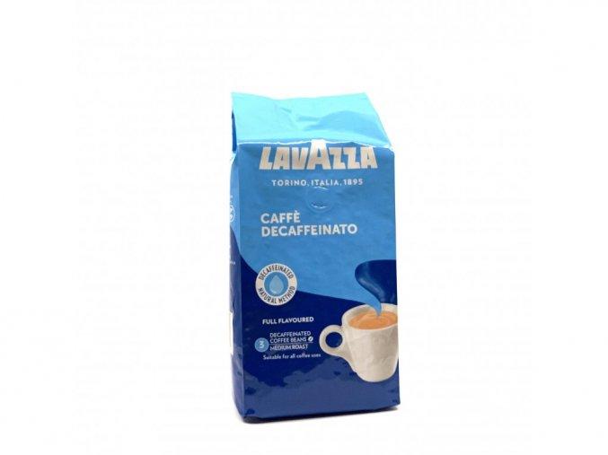 Lavazza Caffe Crema DEK bez kofeínu zrnková káva 500 g