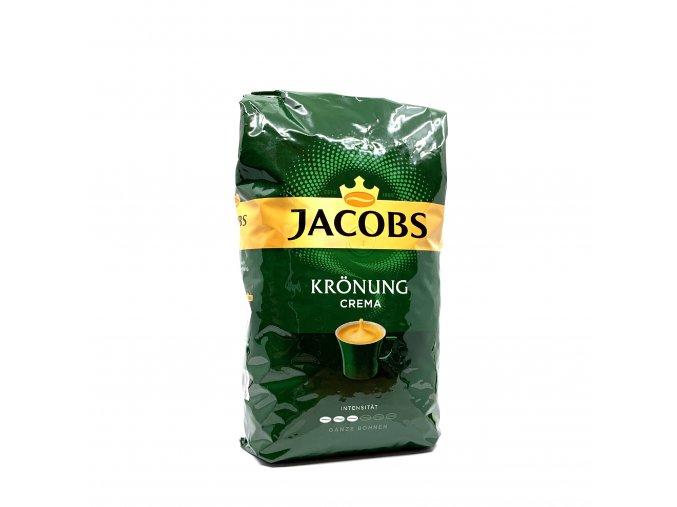 621 jacobs kronung caffe crema zrnkova kava 1 kg