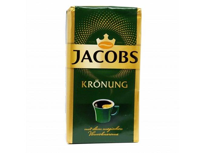 657 jacobs kronung mleta kava 500 g