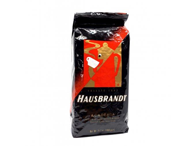 636 hausbrandt academia zrnkova kava 1 kg