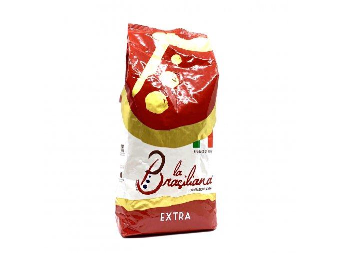 La Brasiliana Special Rosso Extra zrnková káva 1 kg