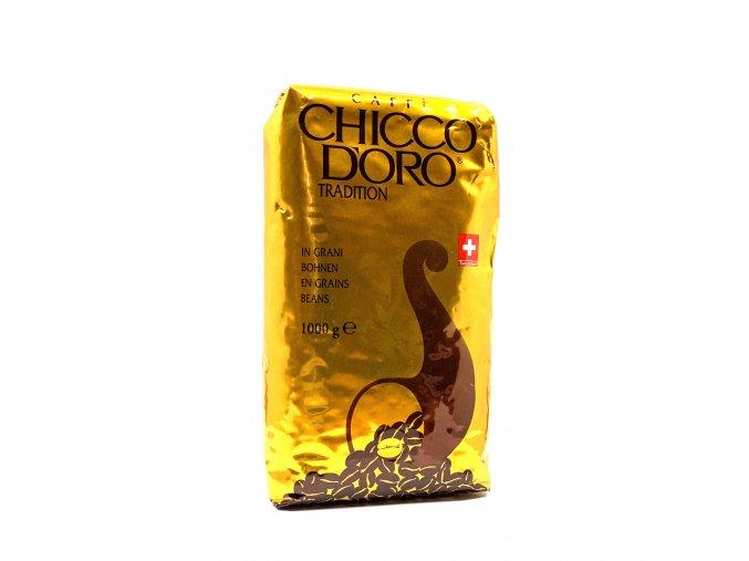 Chicco d´Oro Tradition zrnková káva 1 kg