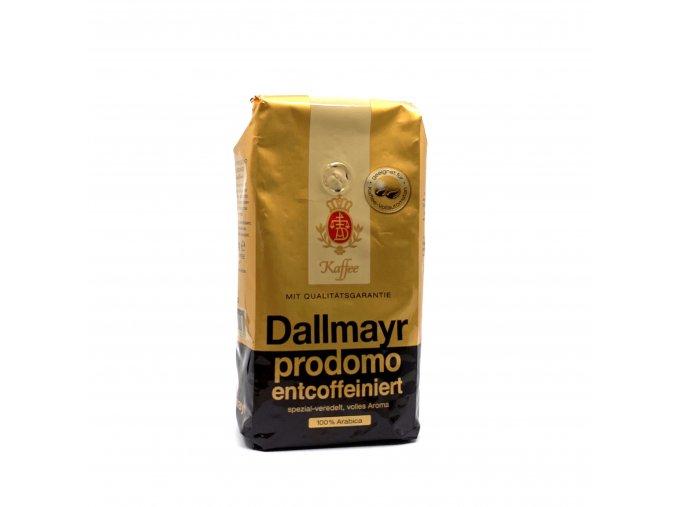 444 dallmayr prodomo entcoffeiniert bez kofeinu zrnkova 500 g