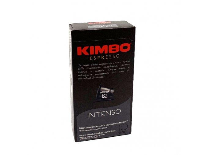 633 kimbo intenso pre nespresso 10 ks