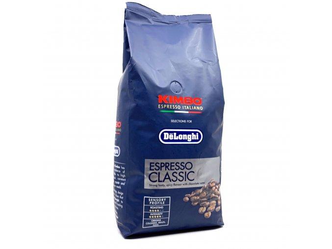 DeLonghi Kimbo Classic zrnková káva 1 kg