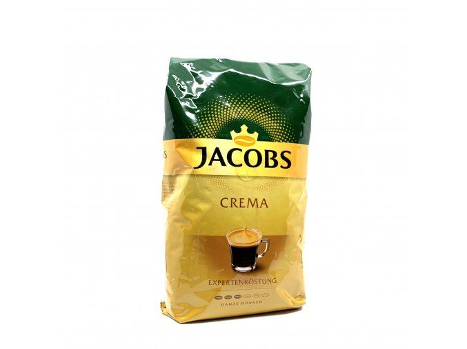 Jacobs Caffe Crema zrnková káva 1 kg