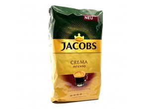 504 jacobs caffe crema intenso zrnkova kava 1 kg
