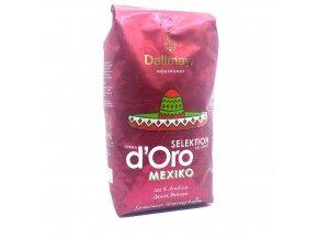 Dallmayr Crema d´Oro Mexiko zrnková káva 1 kg
