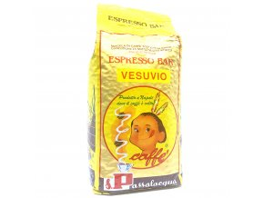 Passalacqua Vesuvio zrnková káva 1 kg