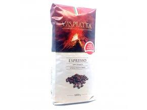 Vaspiatta Espresso zrnková káva 1kg