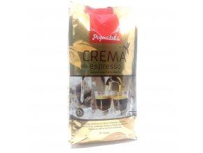 Popradská Crema Espresso zrnková káva 1000 g
