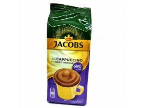 Jacobs Cappuccino Čokoláda-Vanilka Milka 500 g