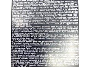 Davidoff Espresso 57 mletá káva 250g