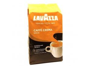 65 lavazza caffe crema dolce zrnkova kava 1 kg