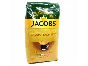 Jacobs Crema Italiano zrnková káva 1kg
