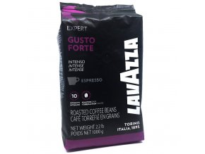 71 lavazza expert gusto forte zrnkova kava 1 kg