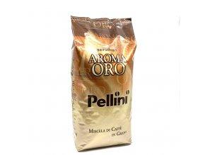 318 pellini aroma oro zrnkova kava 1 kg