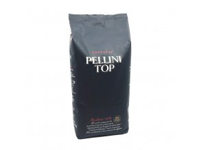 170 pellini top 100 arabika zrnkova kava 1 kg
