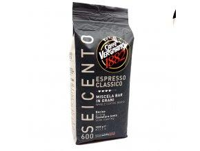 345 vergnano espresso classico 600 zrnkova kava 1 kg