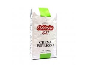 648 carraro crema espresso zrnkova kava 1 kg