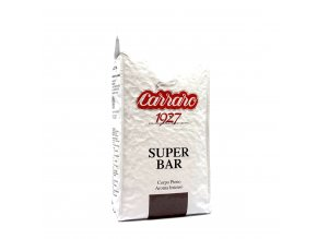 651 carraro super bar zrnkova kava 1 kg