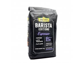 618 jacobs barista espresso zrnkova kava 1 kg