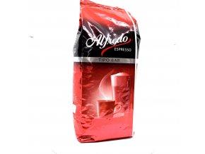 Alfredo Espresso Tipo Bar zrnková káva 1 kg