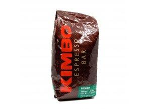 Kimbo Premium zrnková káva 1 kg