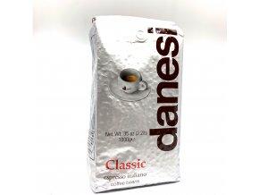 Danesi Caffe Classic, zrnková káva 1 kg