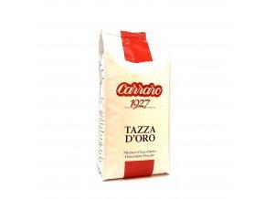 Carraro Tazza D´Oro zrnková káva 1 kg