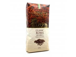 Vaspiatta Classic Roma zrnková káva 1kg