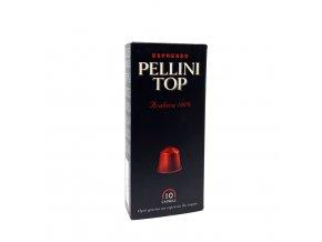 732 pellini top arabica 100 pre nespresso 10ks