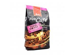 932 melitta mein cafe dark roast zrnkova kava 1 kg